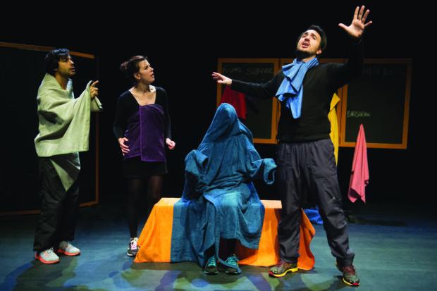 figaroh, opera, humour, theâtre